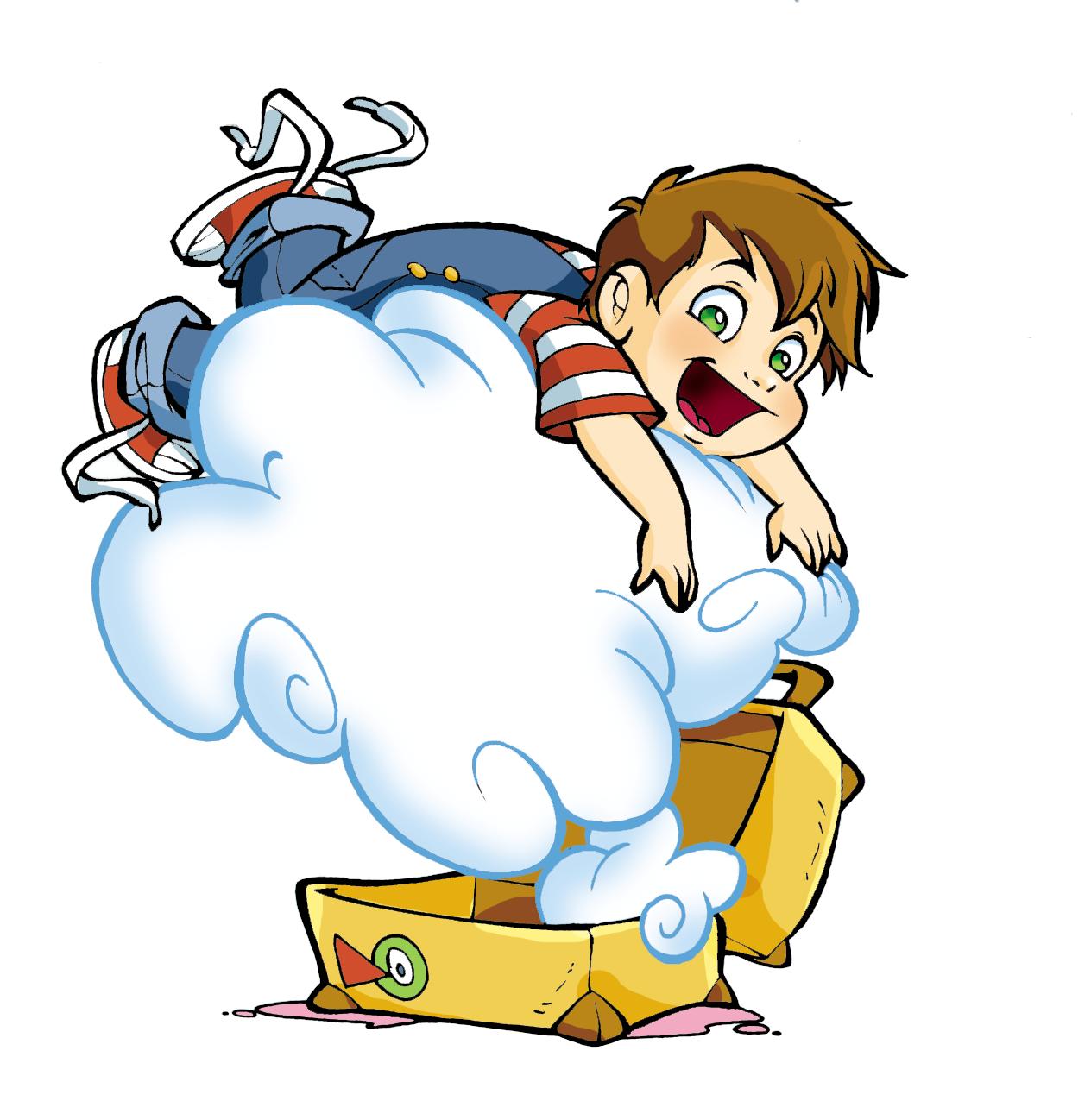 Logo La Nuvola nella Valigia
